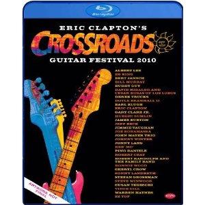 Eric Clapton – Crossroads Guitar Festival 2010